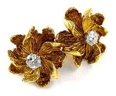 New York Estate Jewelry Earrings