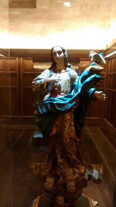 La Asuncion de la Virgen/ Universidade de Salamanca - ES 01/2015