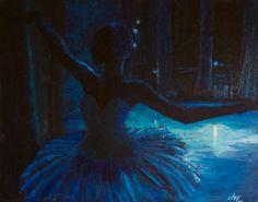 Danse Monochrome - Swan Lake 1