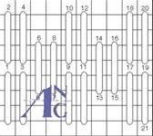 double brick needlepoint - Bing Images