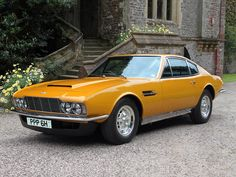 """1970 Aston Martin DBS V8 """"The Persuaders!"""" (5636/R)"""