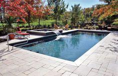 Geometric Pools | Blue Haven Pools