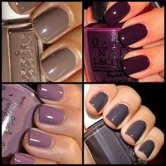 Fall-ish PurpleS
