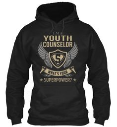Youth Counselor - Superpower #YouthCounselor