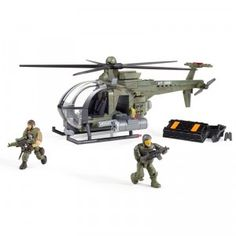 Call of Duty Collector Construction Sets Chopper Strike
