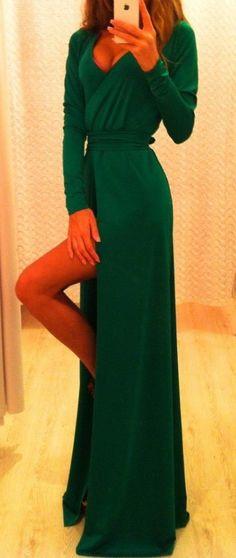 Dream prom dress. This is so elegant <3
