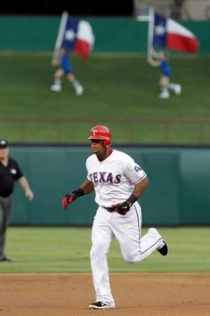 Beltre Gets Three, Holland Wins.  LOVING ME SOME BELTRE AND HOLLAND!!!!!
