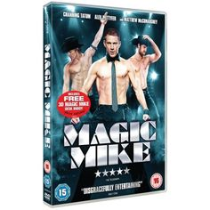 http://ift.tt/2dNUwca   Magic Mike DVD   #Movies #film #trailers #blu-ray #dvd #tv #Comedy #Action #Adventure #Classics online movies watch movies  tv shows Science Fiction Kids & Family Mystery Thrillers #Romance film review movie reviews movies reviews