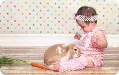 Love this easter pic from jennie jones photography!