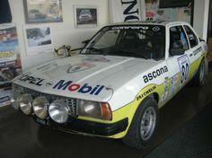 Opel Ascona 2.0 SR Rally Group 2