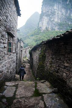 Stone Village, Yangshuo, China
