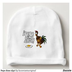 Customizable Baby Hat made by Zazzle Apparel. Cotton Beanie, Consumer Products, Hat Making, Cotton Thread, Baby Hats, One Size Fits All, Little Ones, Create Your Own, Sewing