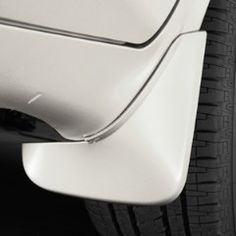Enclave Splash Guards, Front, White Opal: Avoid tire splash and mud with these front splash guards. Chevy Stepside, Chevy 4x4, Dually Trucks, Lifted Trucks, Truck Mud Flaps, Custom Chevy Trucks, Classic Ford Trucks, Buick Enclave, Best Car Insurance