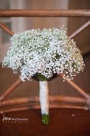 babys breath bridal bouquet - Google Search