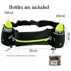 Hydration Running Belt for half marathon training