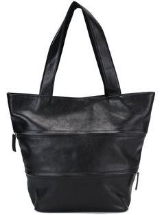YOHJI YAMAMOTO Zipper Tote.  yohjiyamamoto  bags  leather  hand bags  wool   tote   2c8033c7810da