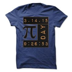 Kids Shirts for Pi Day! - #photo gift #gift for kids. ADD TO CART => https://www.sunfrog.com/Holidays/Kids-Shirts-for-Pi-Day.html?68278