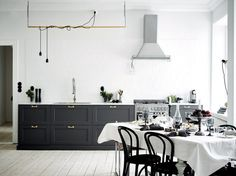 The Most Arresting Shades of Gray We've Ever Seen via @domainehome
