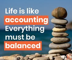 Life is like accounting, everything must be balanced. Learn Accounting, Free Education, Life Is Like, Best Quotes, Finance, Inspirational Quotes, Learning, Business, Life Coach Quotes