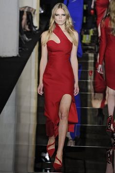Pin for Later: Germany's Next Topmodel ganz ohne Casting-Show Atelier Versace Haute Couture Frühjahr/Sommer 2015