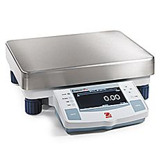Explorer Pro Series HC Balance Scale: Hygenic design for food, lab, and industrial use. Impact resistant housing with stainless steel and spill-resistant pan. Laboratory Balance, Precision Scale, Food Lab, Industrial, Stainless Steel, Explore, Design, Design Comics