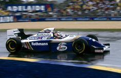 Nigel Mansell, Williams FW16, 1994