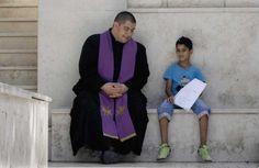Un Sacerdote en Tierra Santa