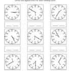 Use these worksheets to have your students demonstrate their ...