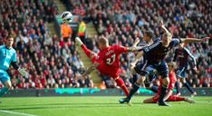 Photos: Reds in Stoke draw - Liverpool FC