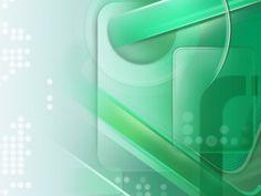 Green Technology Design PPT Backgrounds