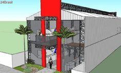 Prefeitura da Serra projeta camelódromo na Avenida Central, em Laranjeiras