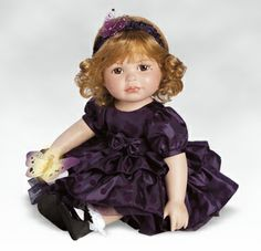 Looking for a Marie Osmond Dolls?  Check out our Paradise Butterfly Rose, a very beautiful Collectible Doll sculpted by Marie Osmond herself.