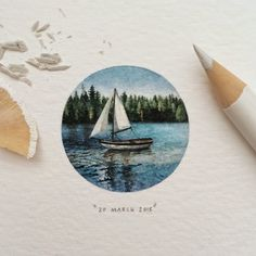 Pinturas en miniatura - Lorraine Loots