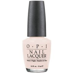 Opi Bubble Bath ❤ liked on Polyvore