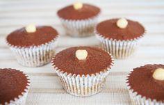 Sweet Patti Cakes Nanatella cupcakes banana nutella