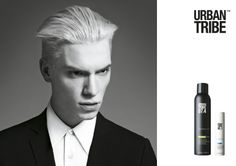 Trendy hairstyling by Alain Pichon for UT. Combine 08.1 sliker anti-frizz gloss fluid for ultimate shine with 07.4 hard spray volumizing hairspray with strong support.