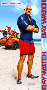 Baywatch is an upcoming American action-comedy film directed by Seth Gordon, based on the television series of the same name. The film star. All Hollywood Movie, Baywatch 2017, English Movies, Dual Language, Movies Playing, Comedy Films, Dwayne Johnson, Priyanka Chopra, Rock