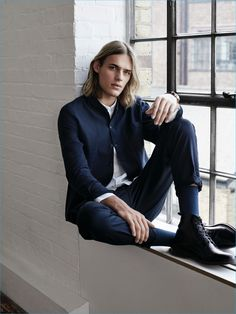 Celebrating its twentieth anniversary, YMC's new collaboration with River Island has finally arrived in the form of a new Design Forum collection. Model Ton Heukels dons the range's sporty styles for an unveiling of the lineup. Reinforcing YMC's laid-back everyday aesthetic, the collaboration features easy wardrobe essentials. Items such as the baseball shirt and joggers...[ReadMore]