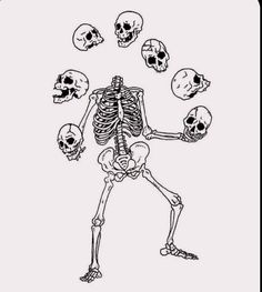 Tattoo Sketches, Tattoo Drawings, Art Sketches, Art Drawings, Black Tattoos, Body Art Tattoos, Tatoos, Small Tattoos, Skeleton Art