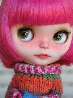 Blythe - pink hair
