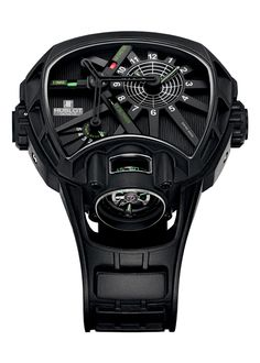 Hublot Masterpiece – Key of Time watch