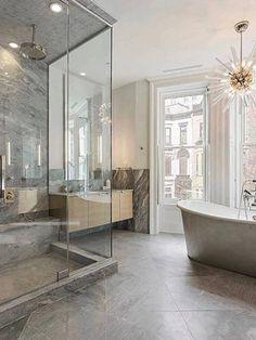26 Ultra Modern Luxury Bathroom Designs
