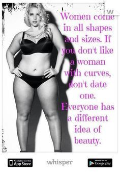 44 Best Curvy Quotes Images Thoughts Beauty Full Figured