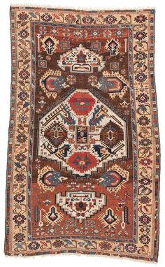 Sivas carpet, Central Turkey, early 19th c., Austrian Auction Company
