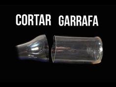 Como cortar Garrafas de Vidro - YouTube