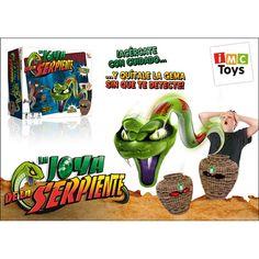 Juguete LA JOYA DE LA SERPIENTE Precio 40,99€ en IguMagazine #juguetesbaratos
