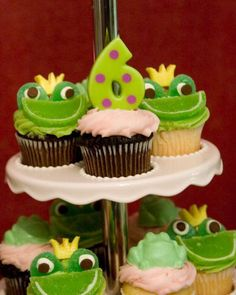 Princess & the Frog Birthday Party Ideas | Photo 3 of 26