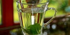 Ginger Mint Tea for Your Tummy