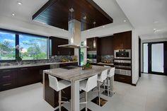 cozinhas modernas impressionantes / kitchen