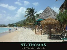 St. Thomas Travel Guide -